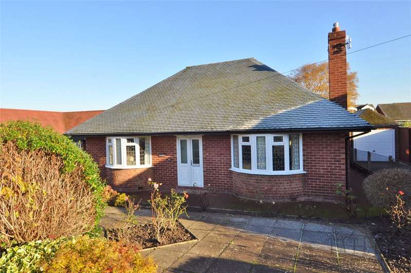 2 Bedrooms Detached Bungalow for sale in The Spinney, West Kirby, Wirral