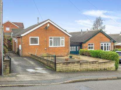 2 Bedrooms Bungalow for sale in Cavendish Crescent, Kirkby-In-Ashfield, Nottingham