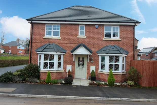 4 Bedrooms Detached House for sale in Netherwood Avenue, Castleford, West Yorkshire, WF10 2QW