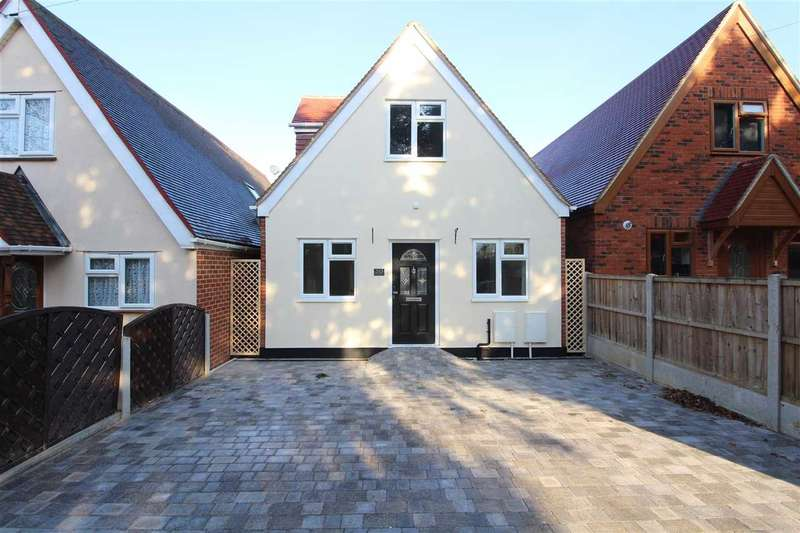 2 Bedrooms Detached House for sale in Eastwood Old Road, Leigh on Sea