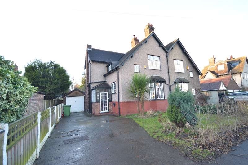 3 Bedrooms Semi Detached House for sale in Wavertree Nook Road, Wavertree Garden Suburb, Liverpool, L15