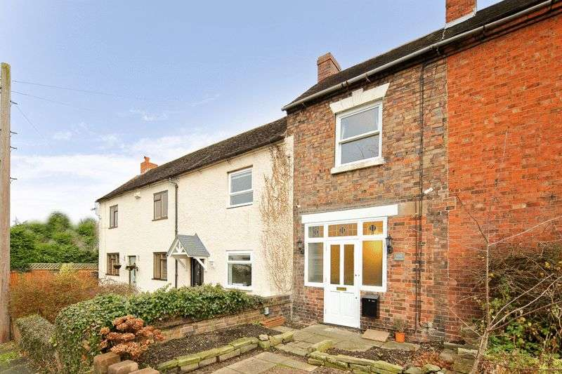 1 Bedroom Cottage House for sale in Park Lane, Madeley