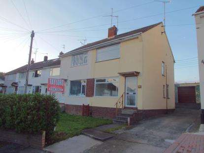 2 Bedrooms Semi Detached House for sale in Fairlyn Drive, Kingswood, Bristol