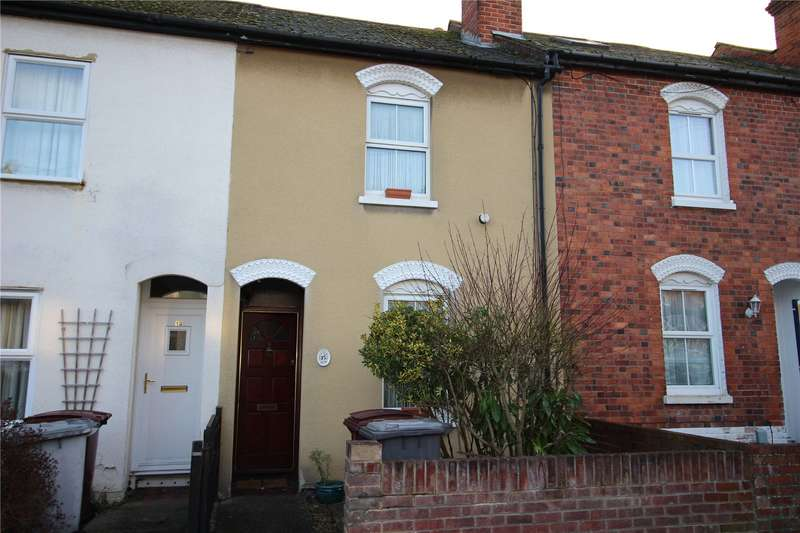 2 Bedrooms Terraced House for sale in Shaftesbury Road, Reading, Berkshire, RG30