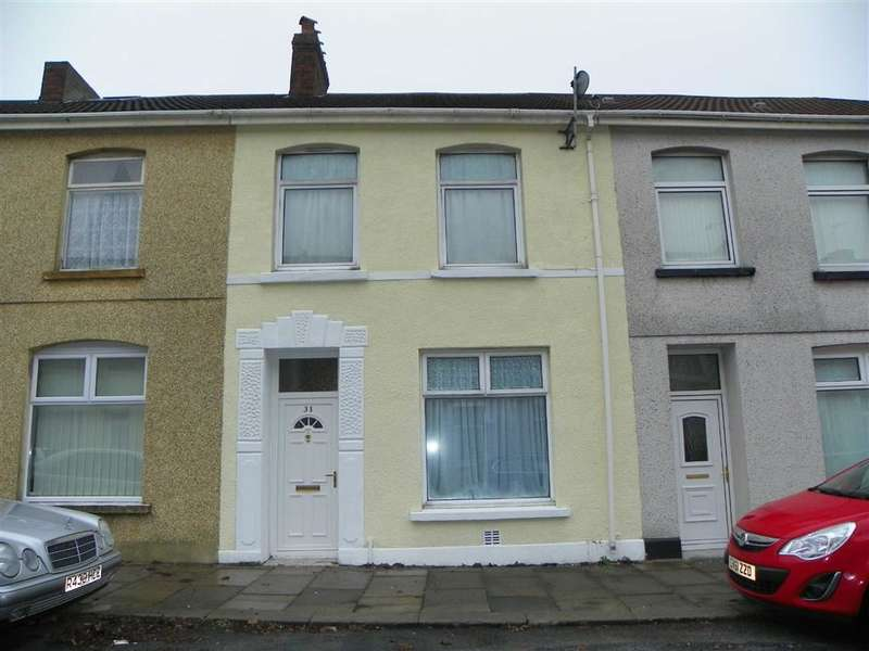 3 Bedrooms Property for sale in Nevill Street, Llanelli