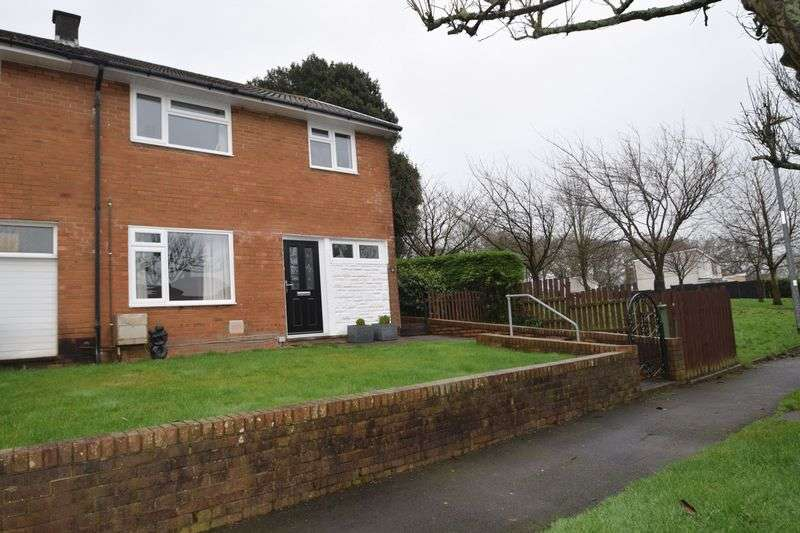 3 Bedrooms House for sale in 21 Grosmont Place, Croesyceiliog, Cwmbran