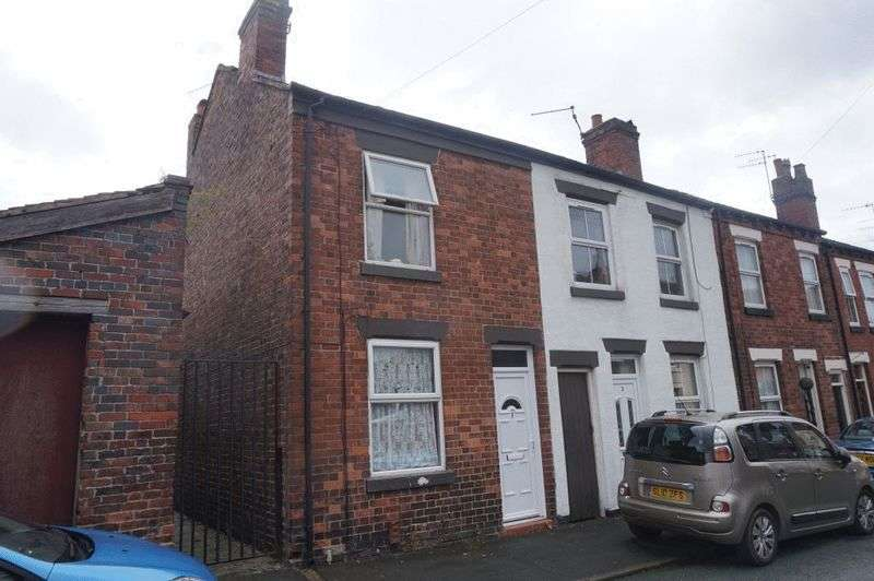 3 Bedrooms Commercial Property for sale in Grove Street, Knutton, Newcastle-under-Lyme, ST5 6DA