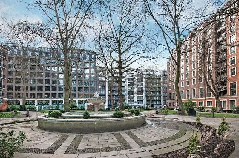 3 Bedrooms Flat for sale in Page Street, London, SW1P