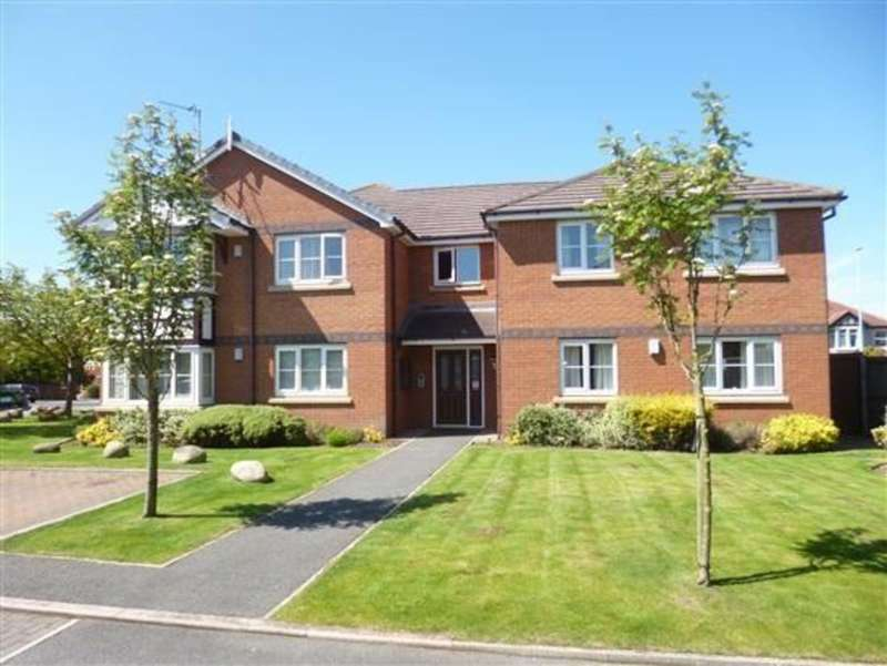 2 Bedrooms Flat for sale in Marton Fold, Blackpool