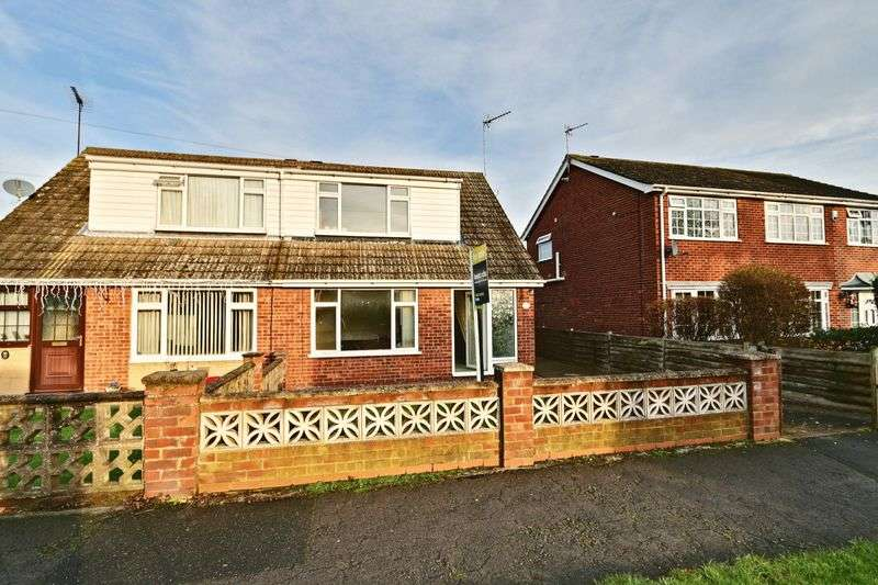 3 Bedrooms Semi Detached House for sale in Pasture Road South, Barton-Upon-Humber