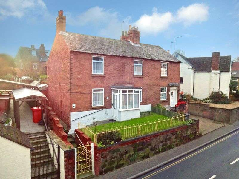 3 Bedrooms Semi Detached House for sale in Mitton Street, Stourport-On-Severn DY13 9AA