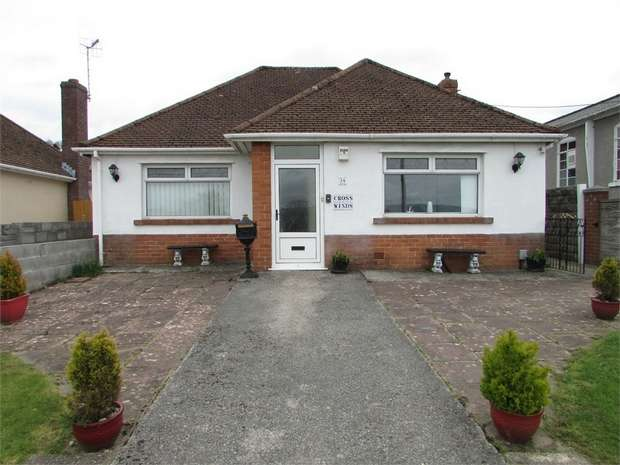 5 Bedrooms Detached Bungalow for sale in Cimla Common, Cimla, Neath, West Glamorgan