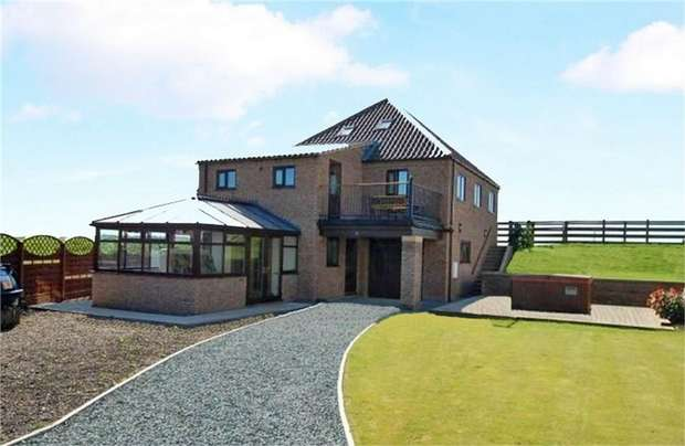 4 Bedrooms Detached House for sale in Blacktoft Lane, Blacktoft, Goole, East Riding of Yorkshire
