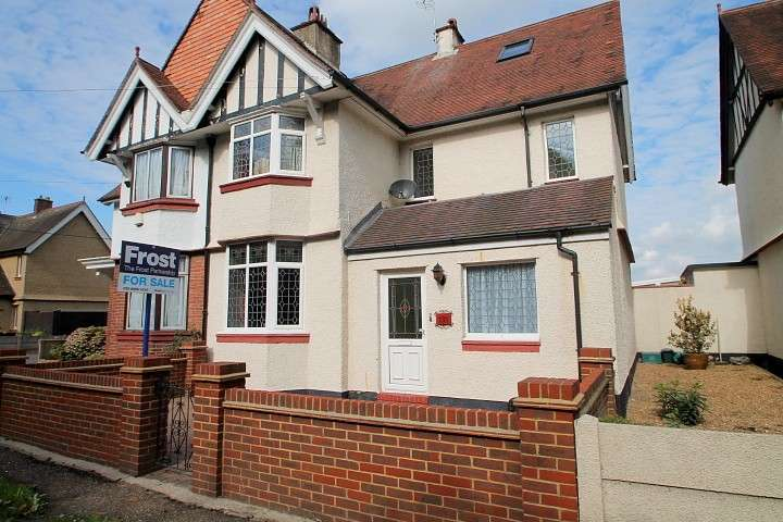 4 Bedrooms Semi Detached House for sale in Ashford Road, Feltham, TW13