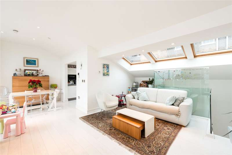 3 Bedrooms Terraced House for sale in Sunny Mews, London, NW1