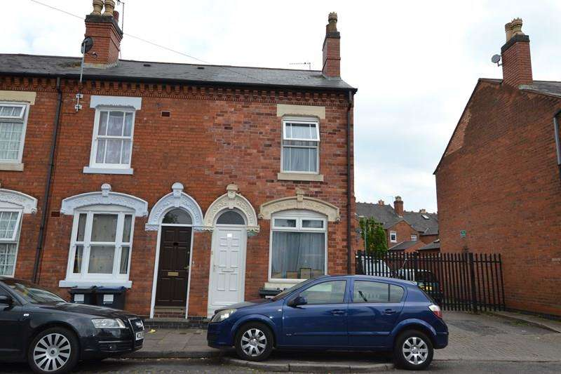 2 Bedrooms End Of Terrace House for sale in Roshven Road, Balsall Heath, Birmingham