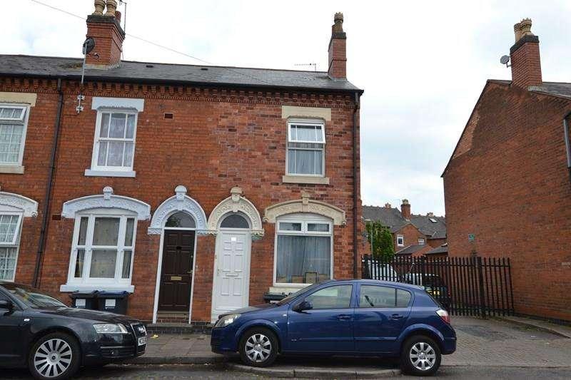 2 Bedrooms End Of Terrace House for sale in Roshven Road, Balsall Heath, Birmingham
