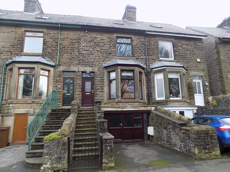 4 Bedrooms Terraced House for sale in Victoria Park Road, Buxton