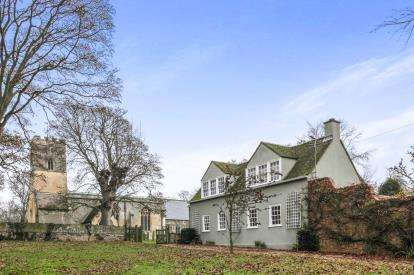 4 Bedrooms Detached House for sale in Little Wilbraham, Cambridge, Cambridgeshire