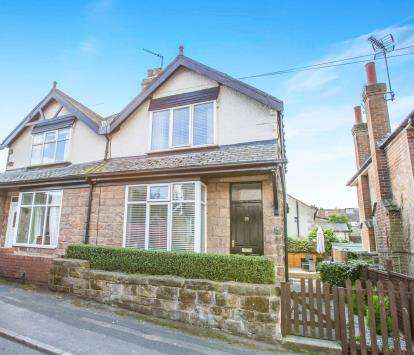2 Bedrooms Semi Detached House for sale in North Lodge Avenue, Harrogate, North Yorkshire, Harrogate