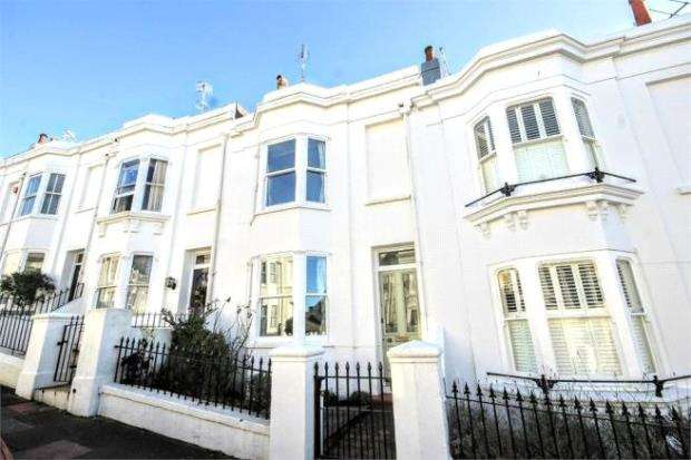 4 Bedrooms House for sale in Victoria Street, Brighton, East Sussex