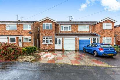 3 Bedrooms Semi Detached House for sale in Sketchley Road, Burbage, Hinckley, Leicestershire