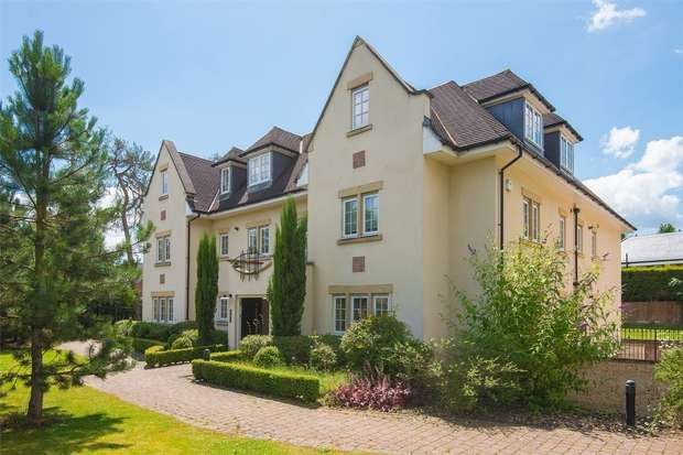 2 Bedrooms Flat for sale in Mackintosh Court, Packhorse Road, Gerrards Cross, Buckinghamshire