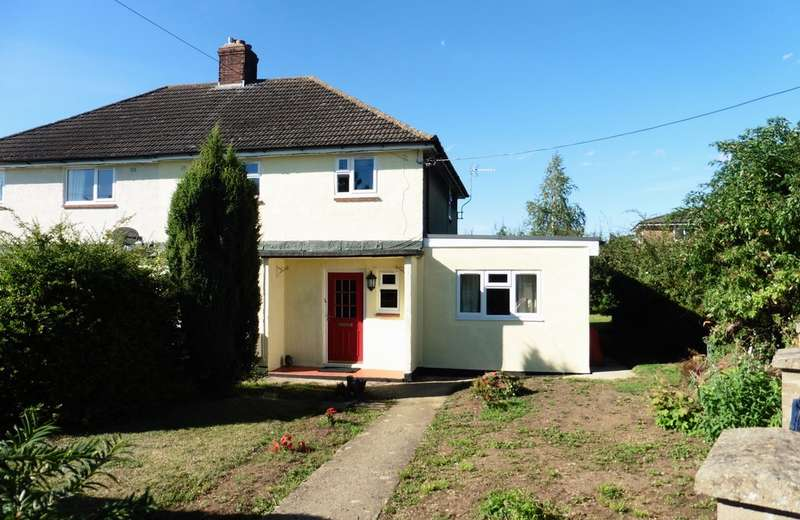 4 Bedrooms Semi Detached House for sale in Islip, Oxfordshire