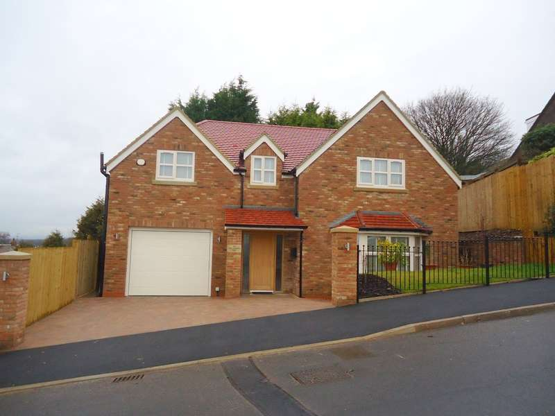 5 Bedrooms Detached House for sale in The Downs, Prestwich, M25