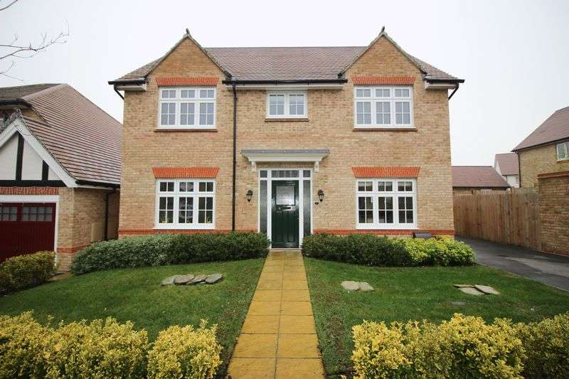 4 Bedrooms Detached House for sale in Anderson Close, Halling