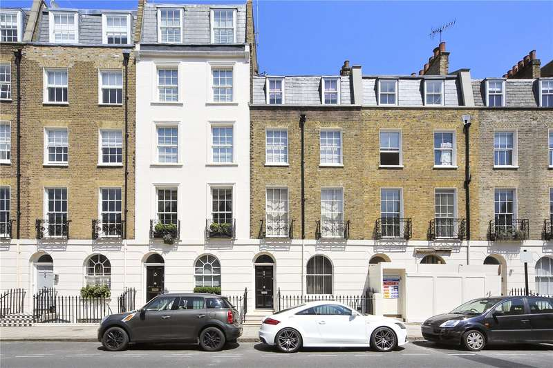 4 Bedrooms Terraced House for sale in Eaton Terrace, London, SW1W