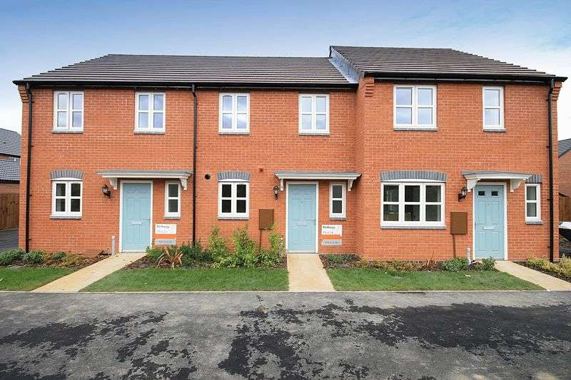 3 Bedrooms Semi Detached House for sale in BOOTON FIELD, CHELLASTON
