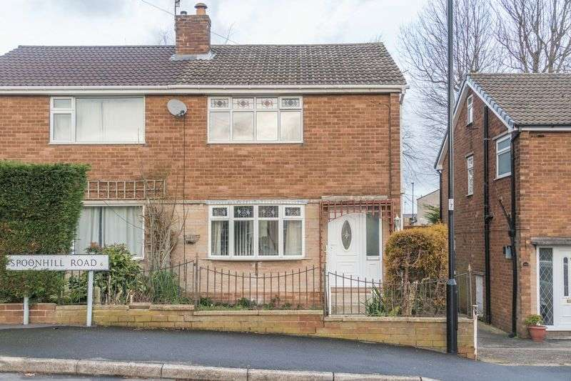 3 Bedrooms Semi Detached House for sale in Spoonhill Road, Stannington, S6 5PA - Conservatory To The Rear