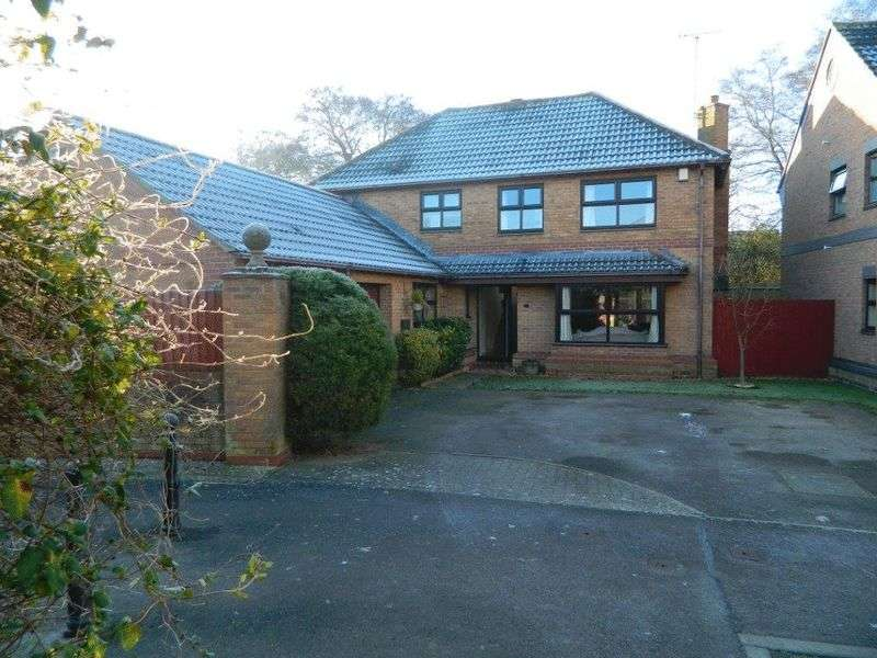 4 Bedrooms Detached House for sale in The Chase, Abbeydale, Gloucester