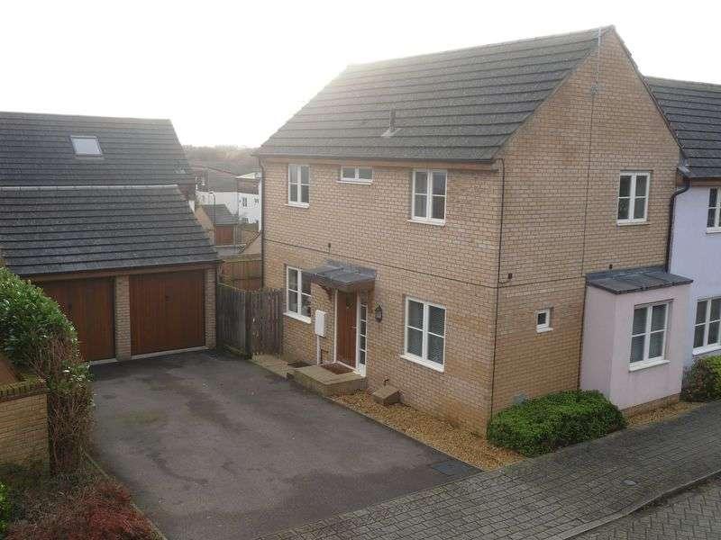 3 Bedrooms Semi Detached House for sale in Flexerne Crescent, Milton Keynes