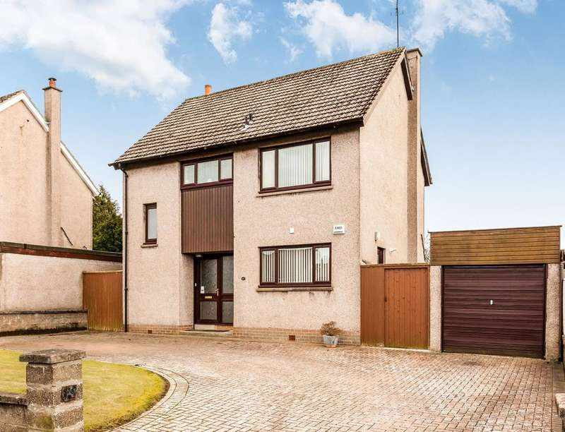 4 Bedrooms Detached House for sale in Dawson Road, Broughty Ferry, Dundee, DD5