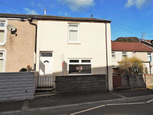 2 Bedrooms End Of Terrace House for sale in Trehafod Road, Trehafod, Pontypridd