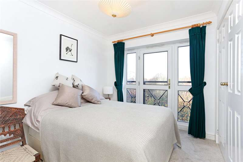 2 Bedrooms Flat for sale in Monet House, Pumping Station Road, London, W4