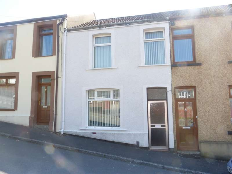 3 Bedrooms Terraced House for sale in Dunraven Street, Glyncorrwg, Port Talbot