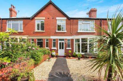 3 Bedrooms Terraced House for sale in Grange Road, Lytham St. Annes, Lancashire, FY8