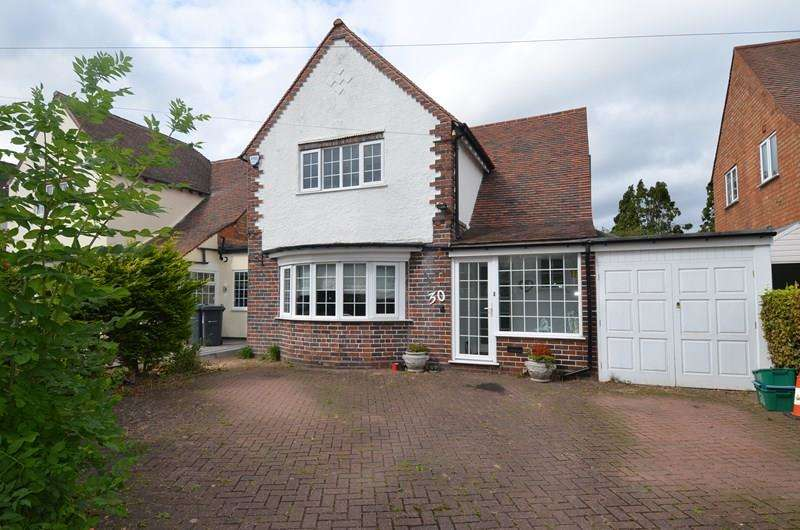 3 Bedrooms Link Detached House for sale in Wheelers Lane, Kings Heath, Birmingham