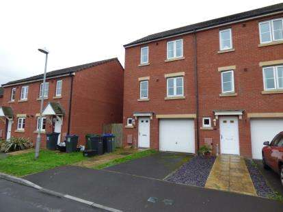 3 Bedrooms End Of Terrace House for sale in Westbury, Wiltshire