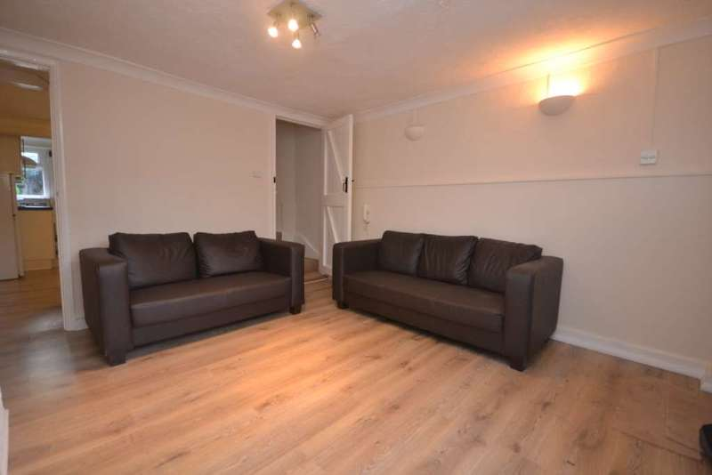 2 Bedrooms End Of Terrace House for sale in Whitley Street, Reading