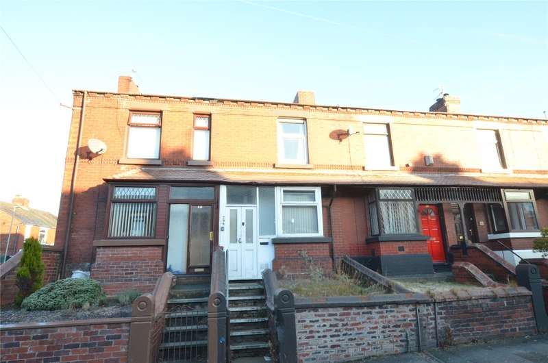 2 Bedrooms Terraced House for sale in Robins Lane, Warrington, WA9