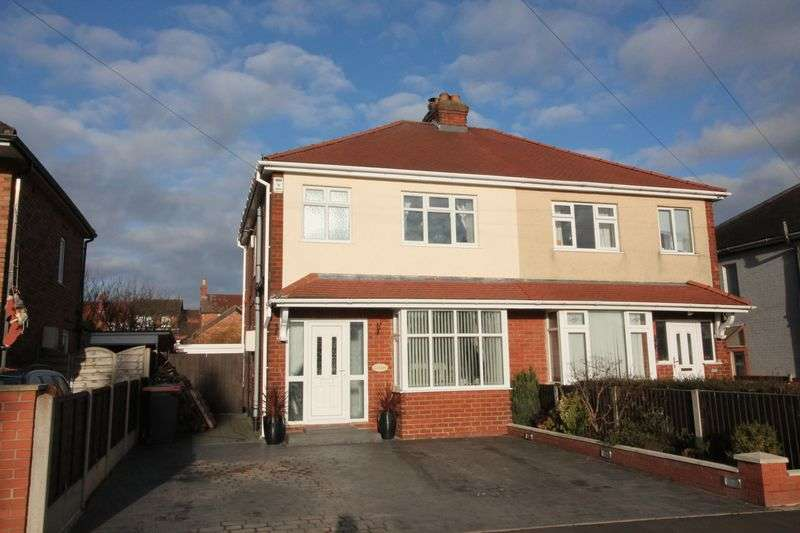 3 Bedrooms Semi Detached House for sale in London Road, St. Georges, Telford