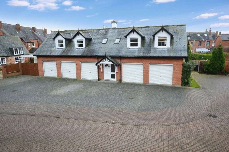 2 Bedrooms Flat for sale in 9 Came Court, Woodhall Spa