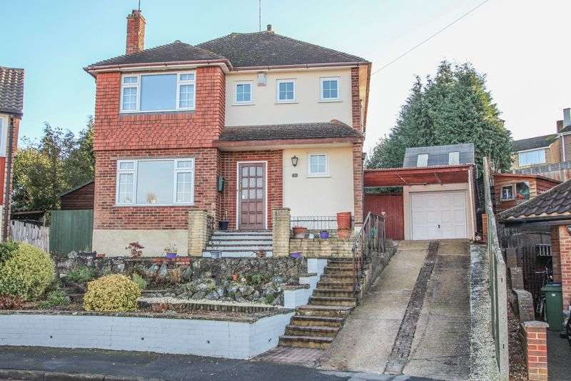4 Bedrooms Detached House for sale in Rosehill, Claygate, Esher