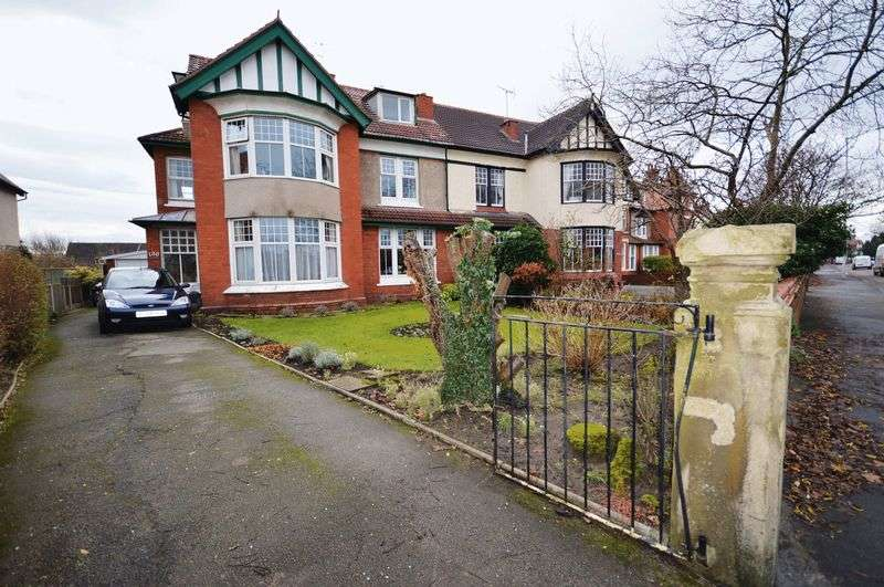8 Bedrooms Semi Detached House for sale in Birkenhead Road, Meols