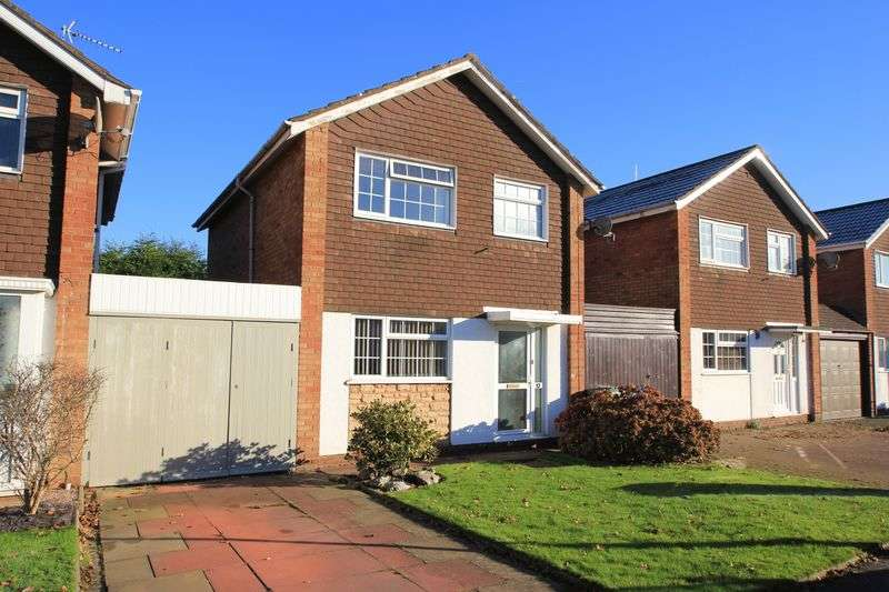 3 Bedrooms Detached House for sale in Caspian Way, Wheaton Aston, ST19