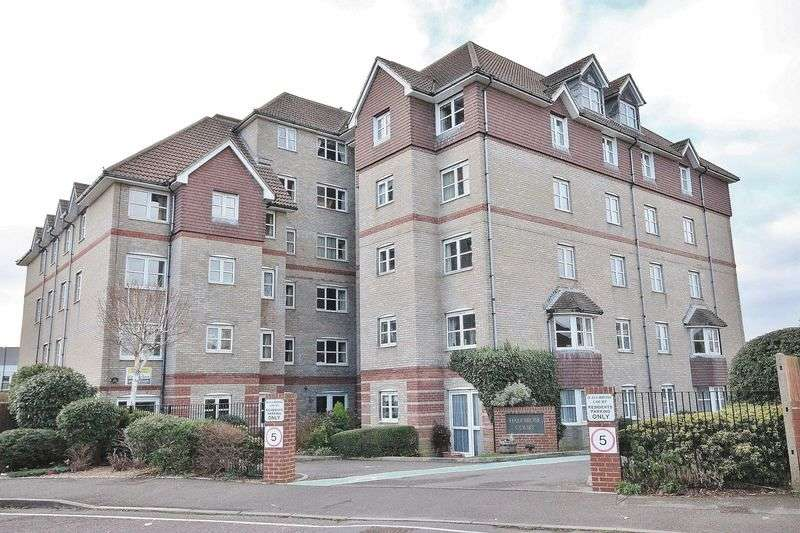 2 Bedrooms Retirement Property for sale in Seafield Road, Southbourne, Bournemouth